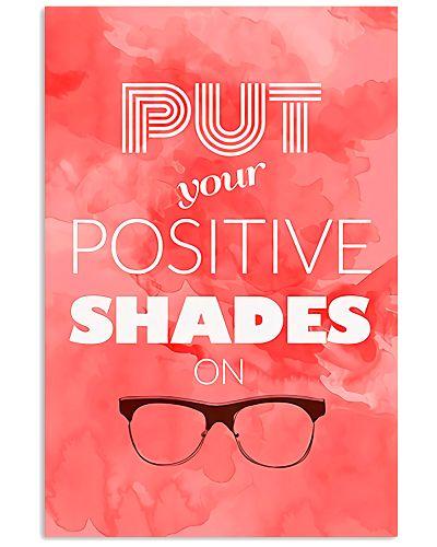 Put Positive Shades On Optometrist