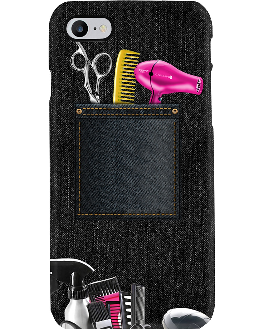Hairdresser Essential Tools Phone Case