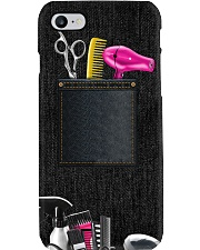 Hairdresser Essential Tools Phone Case i-phone-7-case