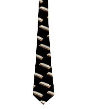 Harmonica Seamless Pattern Tie front