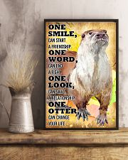 Otter Change Your Life 16x24 Poster lifestyle-poster-3