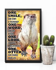 Otter Change Your Life 16x24 Poster lifestyle-poster-8