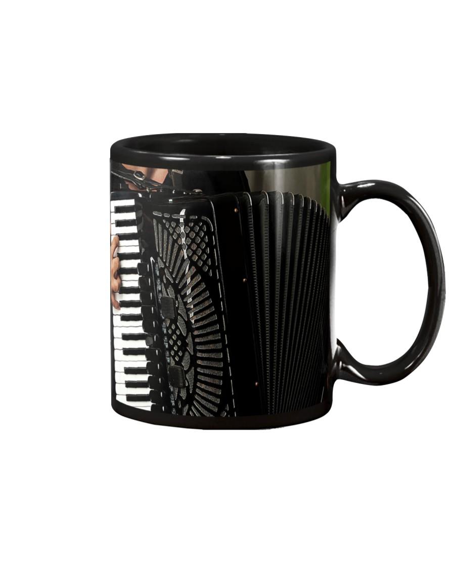 Accordion Gift Mug