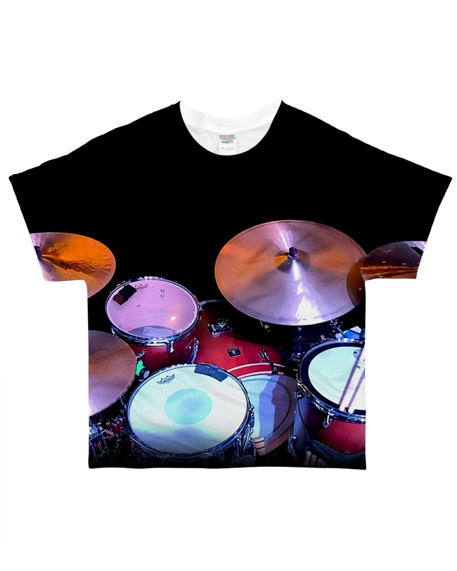 Drummer Therapy  All-over T-Shirt