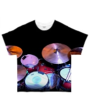Drummer Therapy  All-over T-Shirt front
