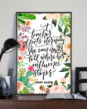 A teacher affects eternity 11x17 Poster lifestyle-poster-2