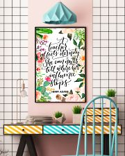 A teacher affects eternity 11x17 Poster lifestyle-poster-6