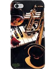 Trumpet Rose Phone Case i-phone-7-case