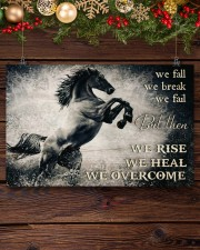 Horse Girls We Overcome  17x11 Poster aos-poster-landscape-17x11-lifestyle-27