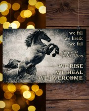 Horse Girls We Overcome  17x11 Poster aos-poster-landscape-17x11-lifestyle-29
