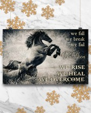 Horse Girls We Overcome  17x11 Poster aos-poster-landscape-17x11-lifestyle-30