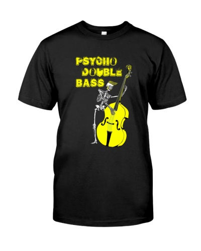Contrabass - Psycho double bass
