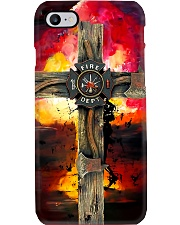 Firefighter Deputy Phone Case i-phone-7-case