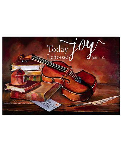 Viola I Choose Joy