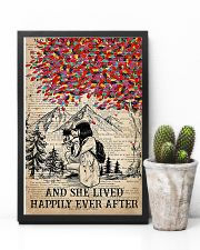 Photographer She Lived Happily Ever After 11x17 Poster lifestyle-poster-8