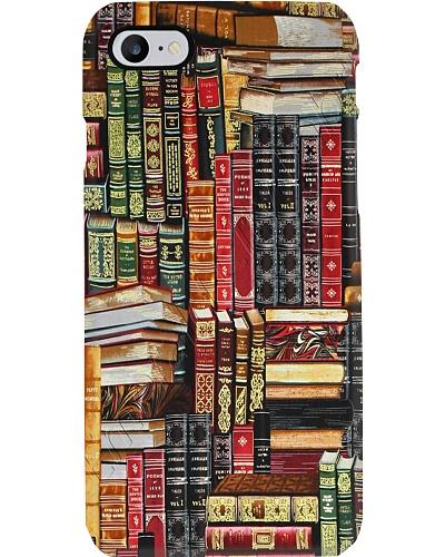 Librarian Gift Vintage Bookshelves