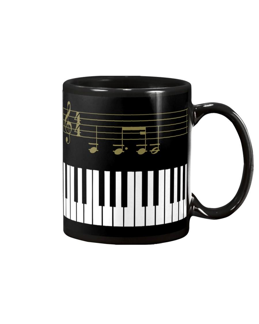 Piano sheet Mug