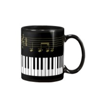 Piano sheet Mug front