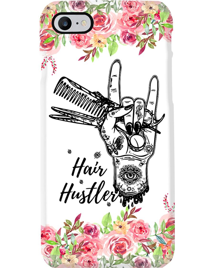 Hairstylist  Hair Hustler Phone Case