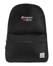 Drummer Girl Hat Backpack thumbnail