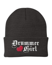 Drummer Girl Hat Knit Beanie thumbnail