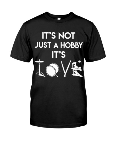 Drummer - It's not just a hobby