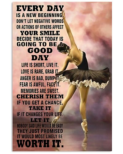 Ballet Every Day Is A New Beginning