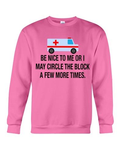 Paramedic Be Nice To Me