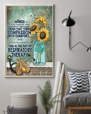 The Art Of Respiratory Therapy 11x17 Poster lifestyle-poster-1