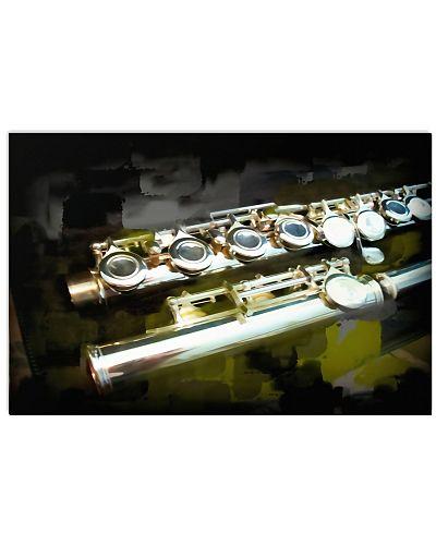 Flute Watercolor Art Images