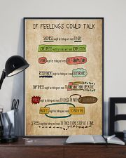 Social Worker If Feelings Could Talk 11x17 Poster lifestyle-poster-2