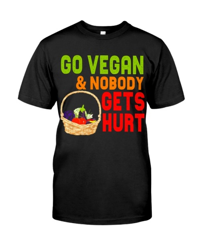Go Vegan And Nobody Gets Hurt