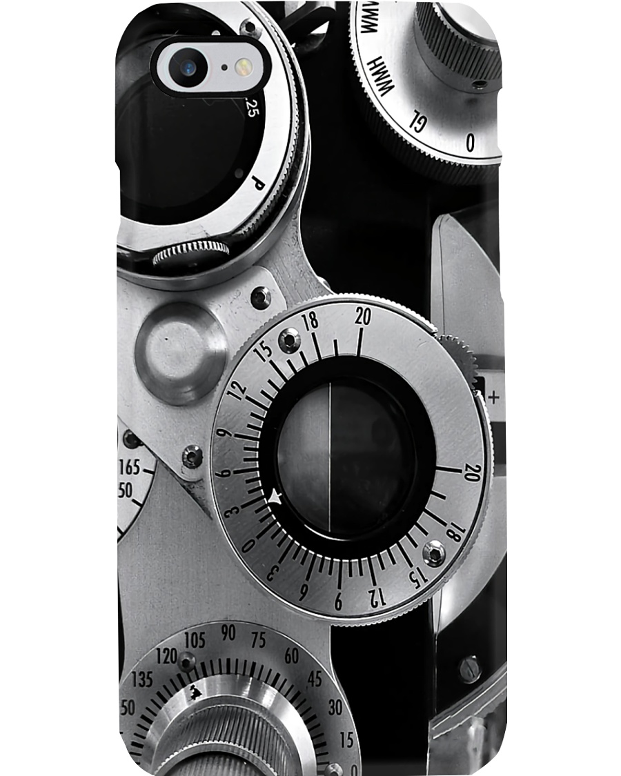 Optometrist Phoropter Phone Case
