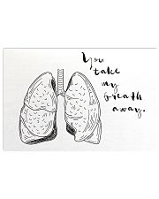 Respiratory Therapist You take My Breath Away 17x11 Poster front