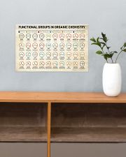 Chemistry Functional Groups 17x11 Poster poster-landscape-17x11-lifestyle-24