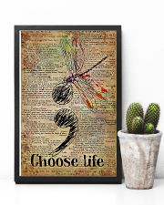 Choose Life Suicide Prevention 11x17 Poster lifestyle-poster-8