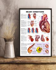 Paramedic Heart Condition 11x17 Poster lifestyle-poster-3