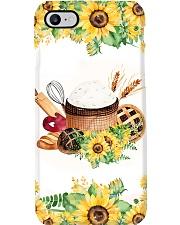 Baking Sunflower Tools Phone Case i-phone-7-case
