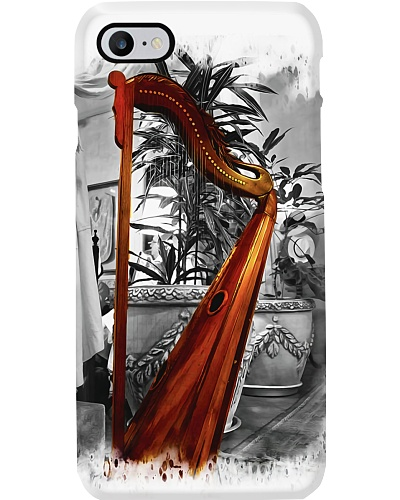Old Vintage Harp