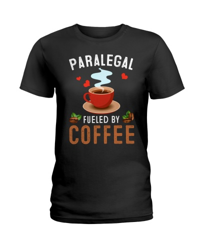 Paralegal fueled by coffee