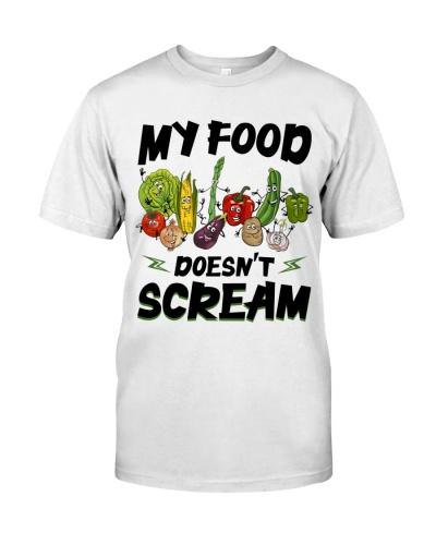 Vegan My food doesn't scream
