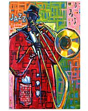 Trombone Man 11x17 Poster front
