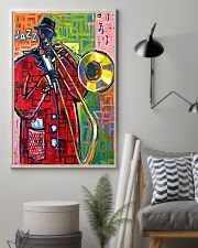 Trombone Man 11x17 Poster lifestyle-poster-1