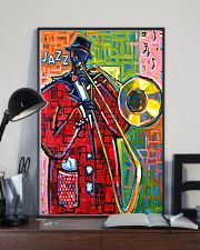 Trombone Man 11x17 Poster lifestyle-poster-2