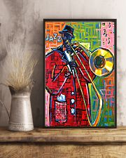 Trombone Man 11x17 Poster lifestyle-poster-3