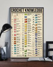 Crochet Knowledge 11x17 Poster lifestyle-poster-2
