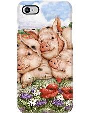 Farmer Cute Pig Phone Case i-phone-7-case