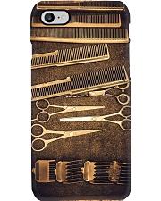 Hairdresser Vintage Tools Phone Case i-phone-7-case