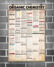 Chemist Organic Chemistry 11x17 Poster aos-poster-portrait-11x17-lifestyle-18