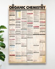 Chemist Organic Chemistry 11x17 Poster aos-poster-portrait-11x17-lifestyle-19